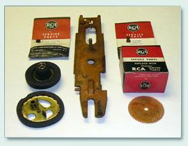 V-M & RCA 45 Player Parts